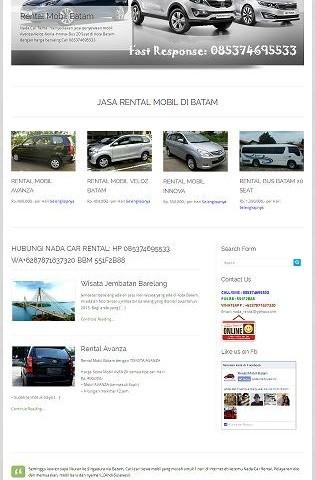 Web Rental Mobil