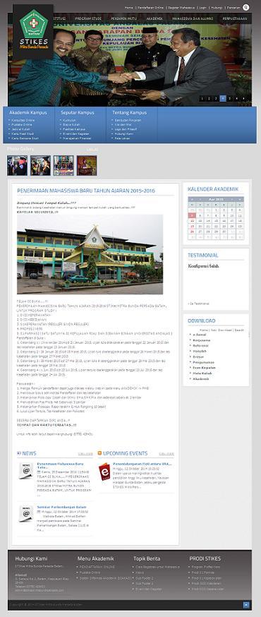 Web Universitas