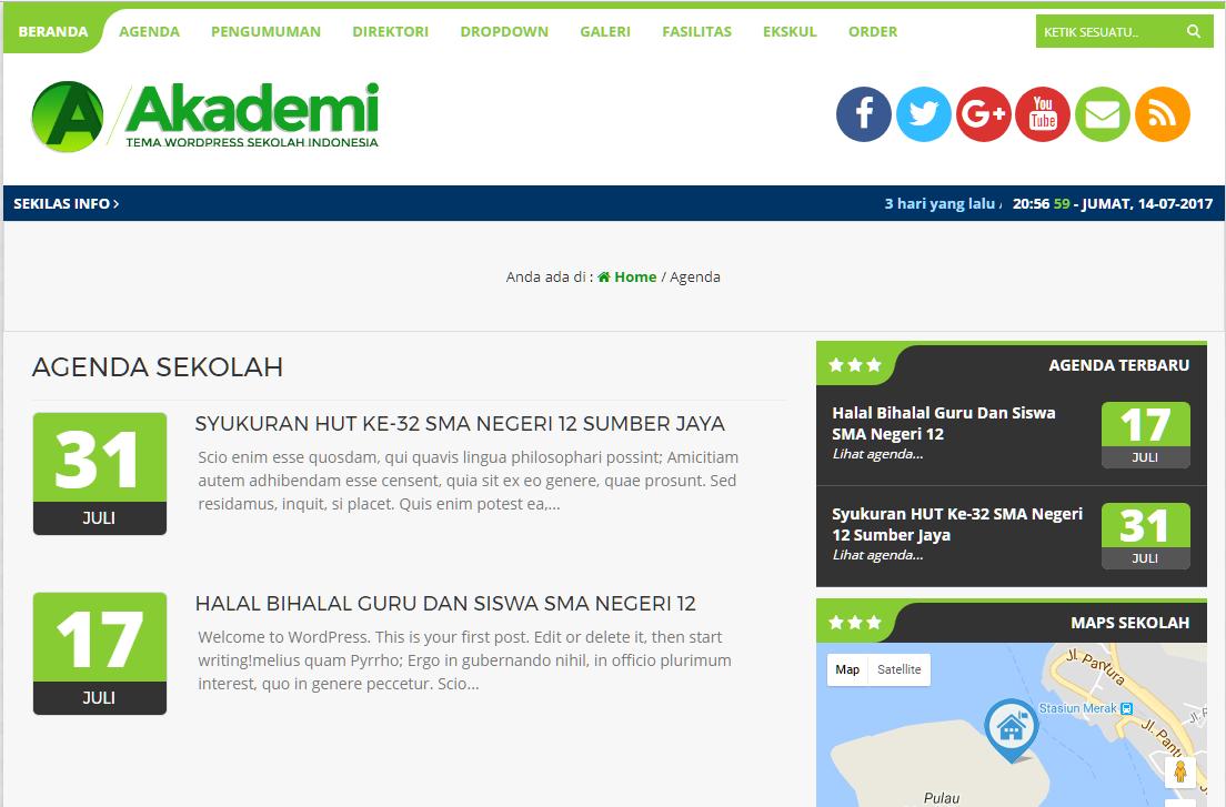 jasa pembuatan website sekolah dasar