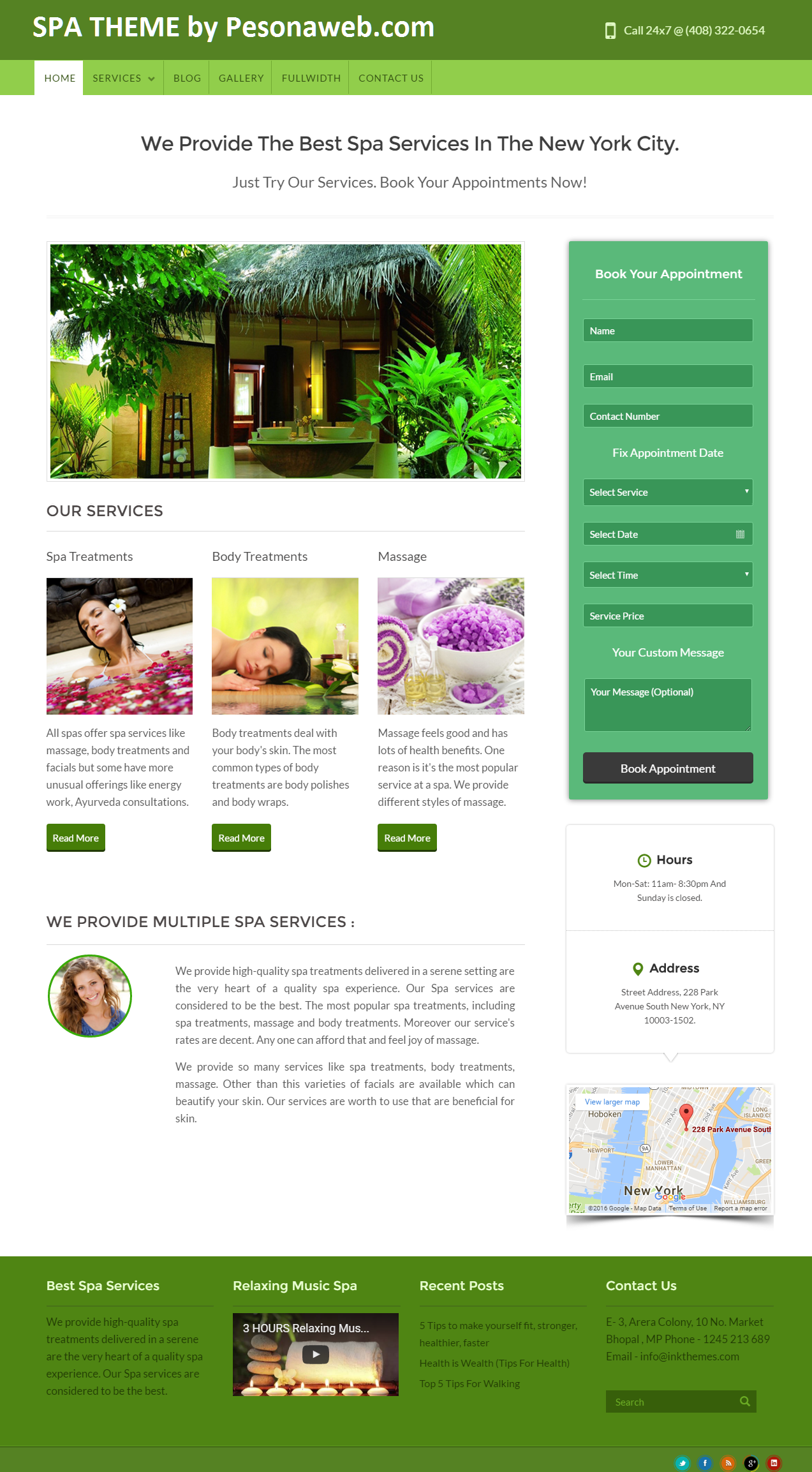 jasa website spa
