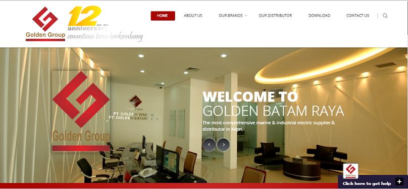 web perusahaan