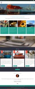 jasa pembuatan website surveyor