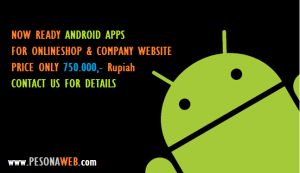 jasa aplikasi android