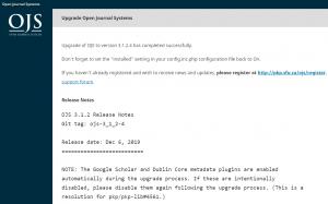 cara upgrade ke ojs versi 3.1.2.4