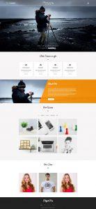 Jasa Pembuatan Website Photography